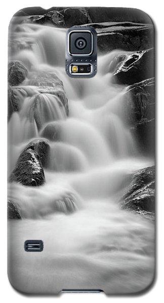 water stair in Ilsetal, Harz Galaxy S5 Case