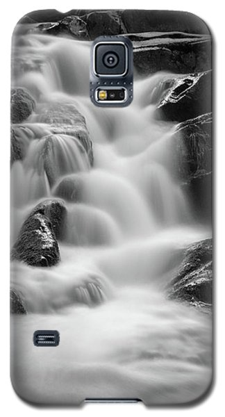 water stair in Ilsetal, Harz Galaxy S5 Case