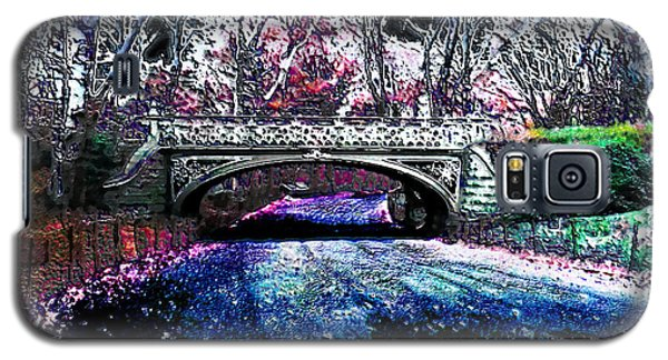 Water Under The Bridge Galaxy S5 Case by Iowan Stone-Flowers