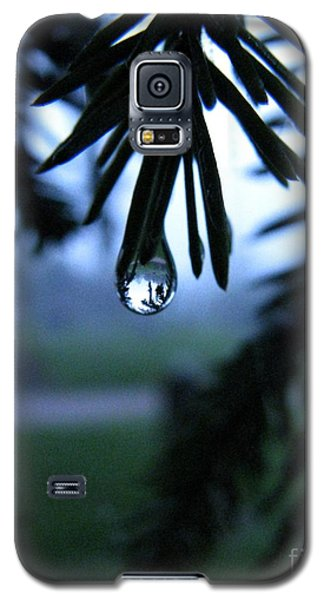 Galaxy S5 Case featuring the photograph Water Whisper by Misha Bean