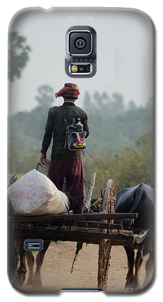 Waterbuffalo Driver With Angry Birds Tote Bag Galaxy S5 Case