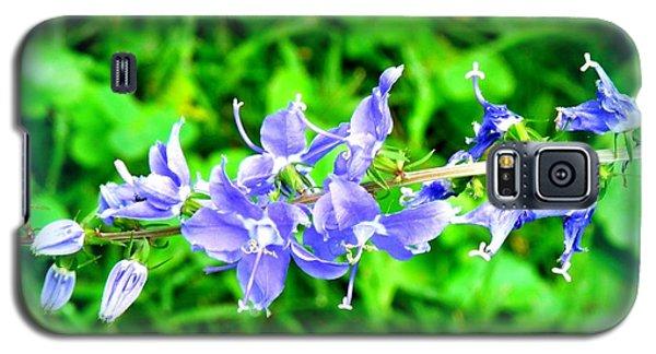 Watercolor Blooms Galaxy S5 Case