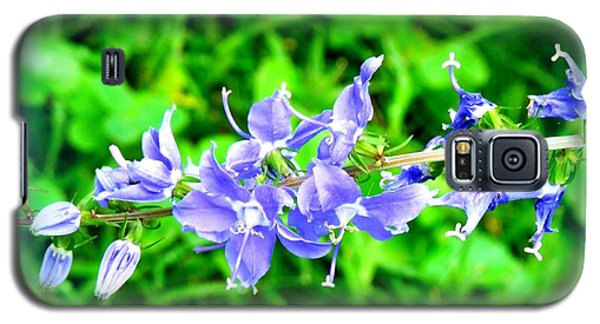 Watercolor Blooms Galaxy S5 Case