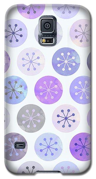 Watercolor Lovely Pattern II Galaxy S5 Case by Amir Faysal