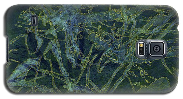 Edition 1 Watercolor Moss Galaxy S5 Case
