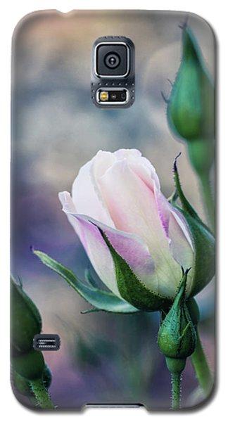 Watercolor Rose Galaxy S5 Case