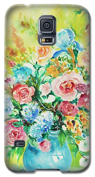 Watercolor Series 120 Galaxy S5 Case