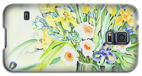Watercolor Series 143 Galaxy S5 Case
