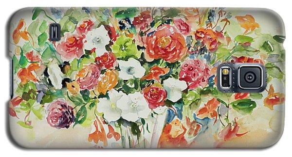 Watercolor Series 23 Galaxy S5 Case