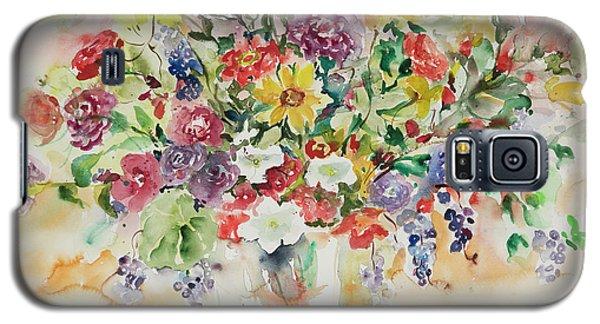 Watercolor Series 33 Galaxy S5 Case