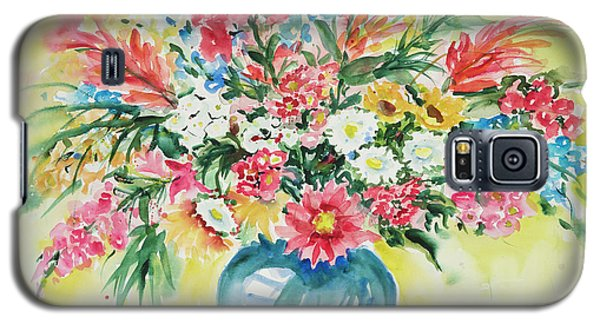 Watercolor Series 58 Galaxy S5 Case