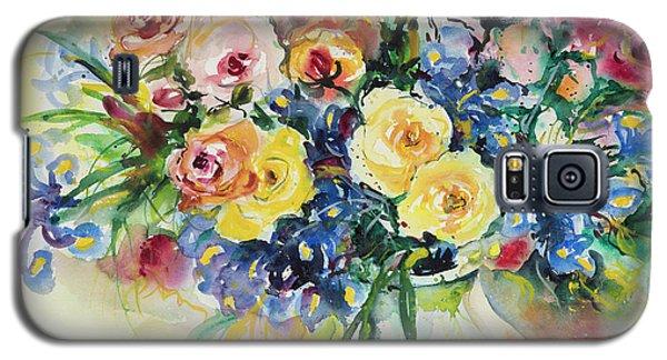 Watercolor Series 62 Galaxy S5 Case