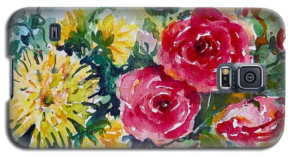 Watercolor Series No. 212 Galaxy S5 Case