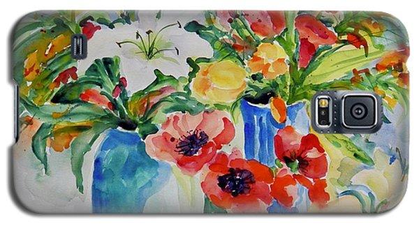 Watercolor Series No. 256 Galaxy S5 Case