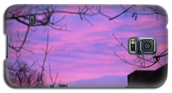 Galaxy S5 Case featuring the photograph Watercolor Sky by Sumoflam Photography