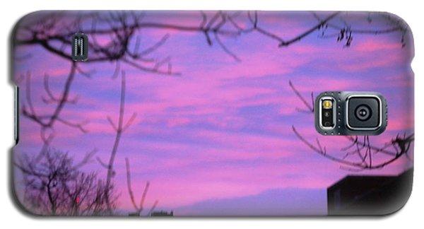 Watercolor Sky Galaxy S5 Case