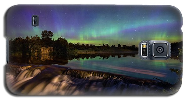 Galaxy S5 Case featuring the photograph Watercolors by Aaron J Groen