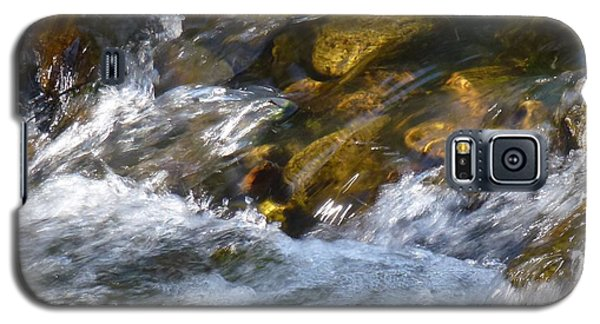 Galaxy S5 Case featuring the photograph Watercourse by Jean Bernard Roussilhe
