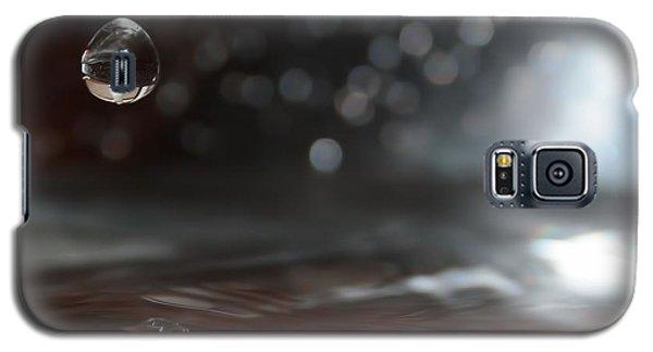 Waterdrop Galaxy S5 Case by Cherie Duran