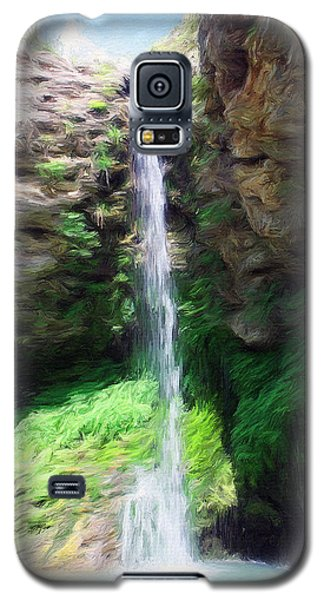 Waterfall 2 Galaxy S5 Case