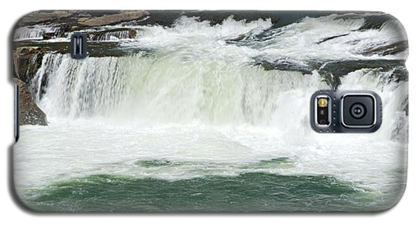 Waterfall At Ohiopyle State Park Galaxy S5 Case