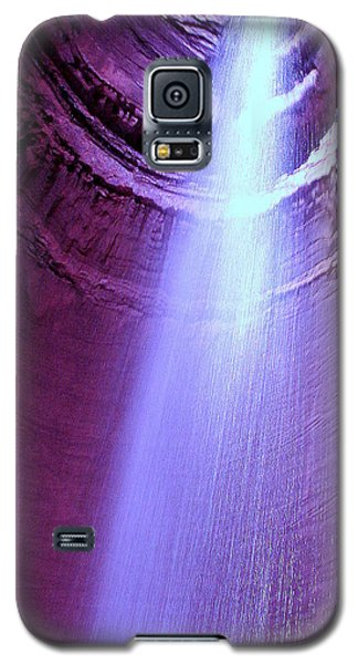Waterfall At Ruby Falls Galaxy S5 Case