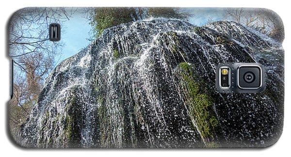 Waterfall From Below Galaxy S5 Case
