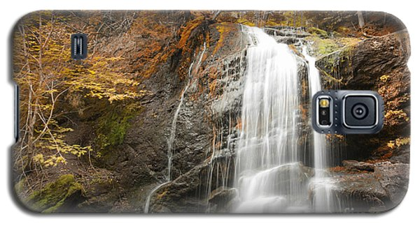 Waterfall In Fundy National Park New Brunswick Canada Galaxy S5 Case