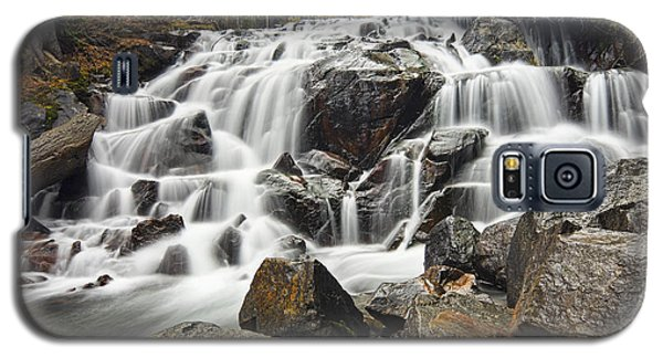 Waterfall In Lee Vining Canyon Galaxy S5 Case