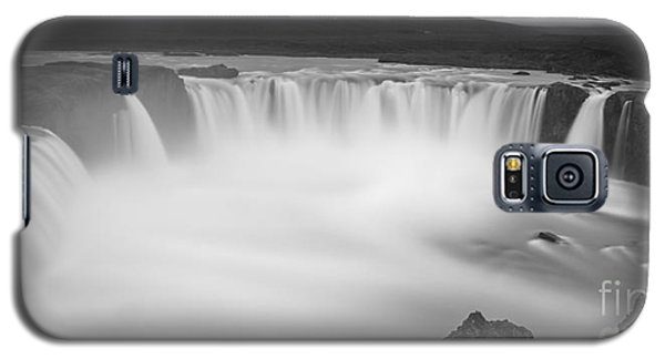 Waterfall Of The Gods Iceland Galaxy S5 Case