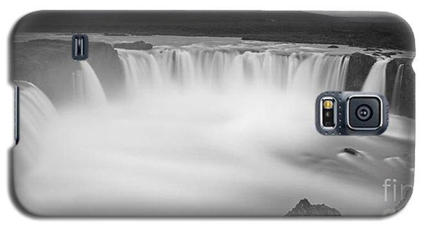 Waterfall Of The Gods Iceland Galaxy S5 Case by Gunnar Orn Arnason