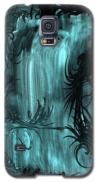 Galaxy S5 Case - Waterfall by Orphelia Aristal