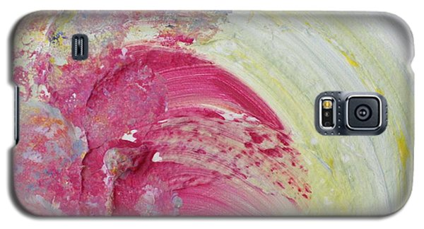 Waterfall In Pink Galaxy S5 Case