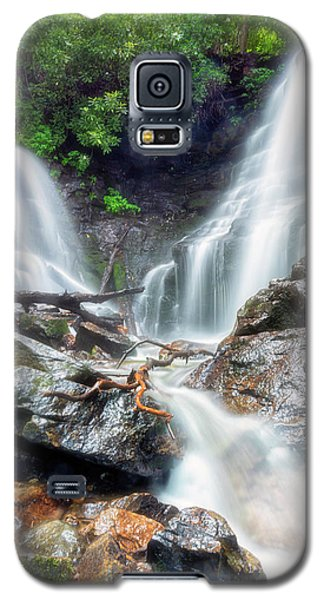 Waterfall Silence Galaxy S5 Case