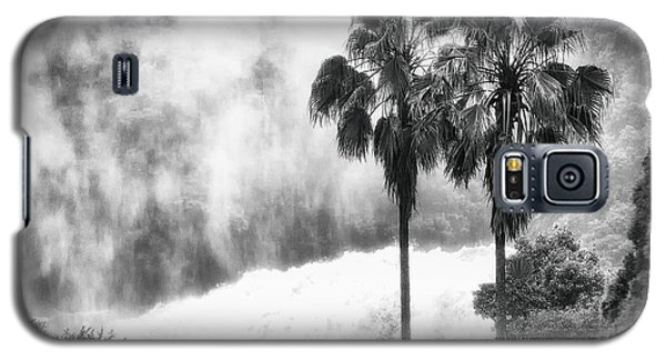 Galaxy S5 Case featuring the photograph Waterfall Sounds by Hayato Matsumoto