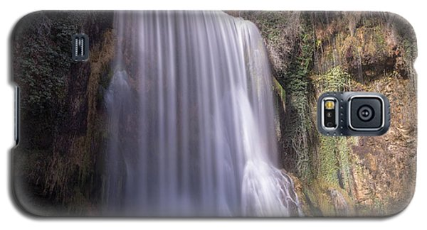 Waterfall With The Silk Effect Galaxy S5 Case