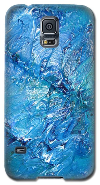 Waterfalls Galaxy S5 Case