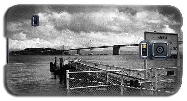 Waterfront San Francisco Galaxy S5 Case