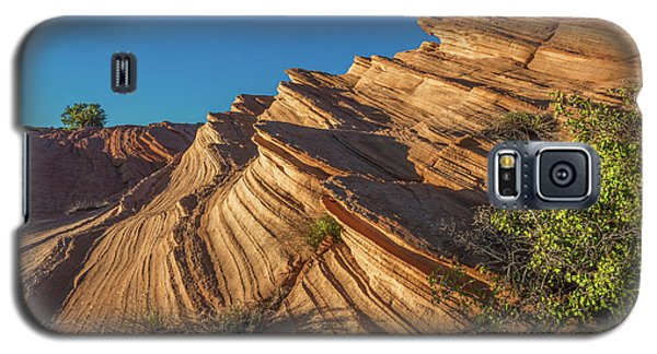 Waterhole Canyon Rock Formation Galaxy S5 Case