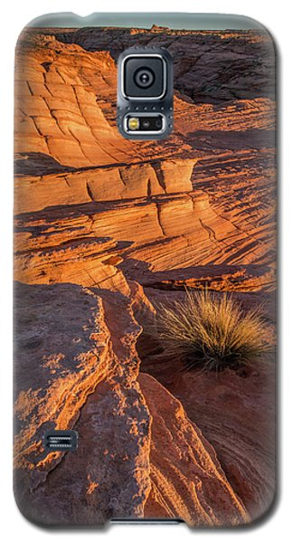 Waterhole Canyon Sunset Vista Galaxy S5 Case