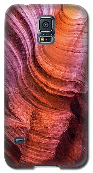 Waterholes Canyon Ribbon Candy Galaxy S5 Case