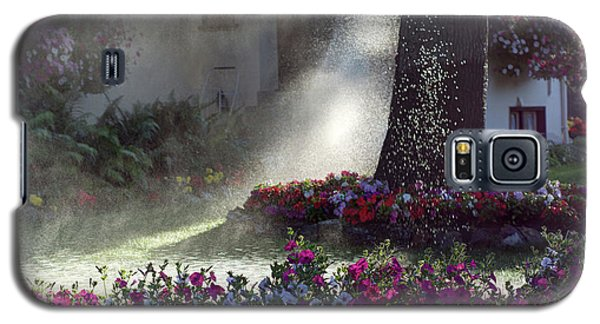 Watering The Lawn Galaxy S5 Case by Keith Boone