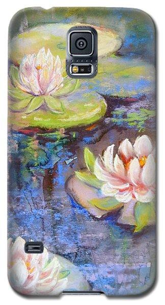 Waterlillies Galaxy S5 Case