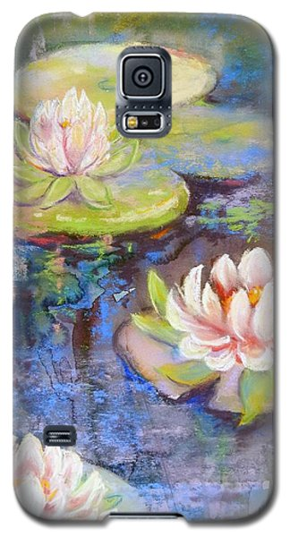 Waterlillies Galaxy S5 Case