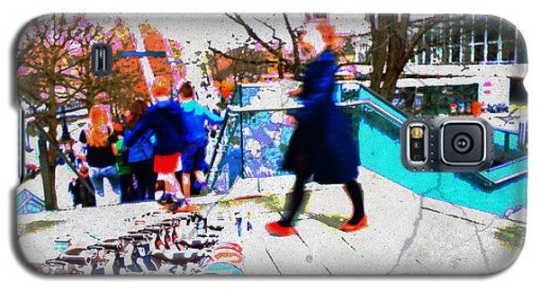 Waterloo Street Scene Galaxy S5 Case