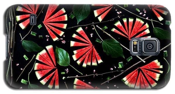 Watermelon Fans Galaxy S5 Case