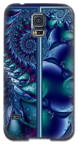 Waters Of The Caribbean Galaxy S5 Case by Michelle H