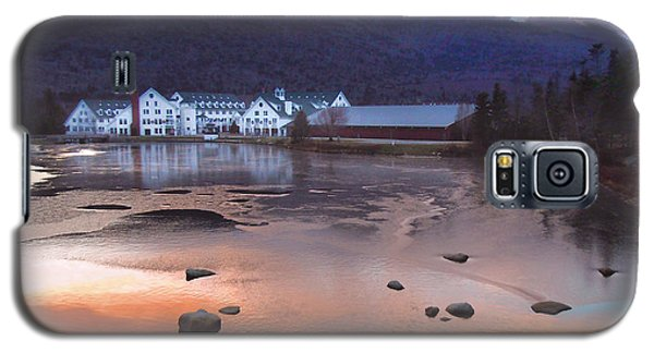 Waterville Valley Sunset Galaxy S5 Case by Nancy Griswold