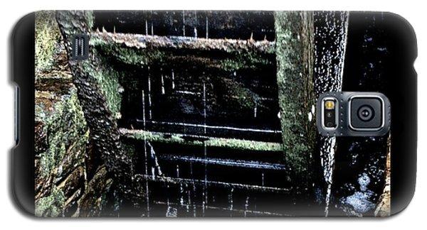 Waterwheel 1 Galaxy S5 Case