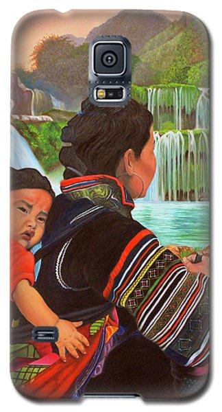 Waterworld Galaxy S5 Case